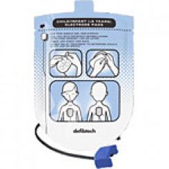 Lifeline Hjertestarter elektrodesett barn (1 sett)