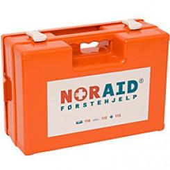 Noraid førstehjelpskoffert - medium m/innhold