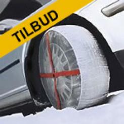 Autosock - moderne bilkjetting