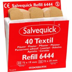 Salvequick Tekstil plaster 6444
