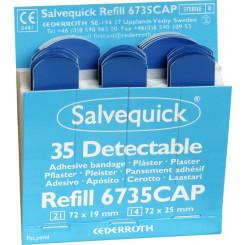 Salvequick plaster næringsmiddel 6735CAP