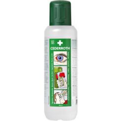 Cederroth øyeskylleflaske 500 ml 7251