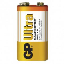 GP Ultra Alkaline 9V-batteri